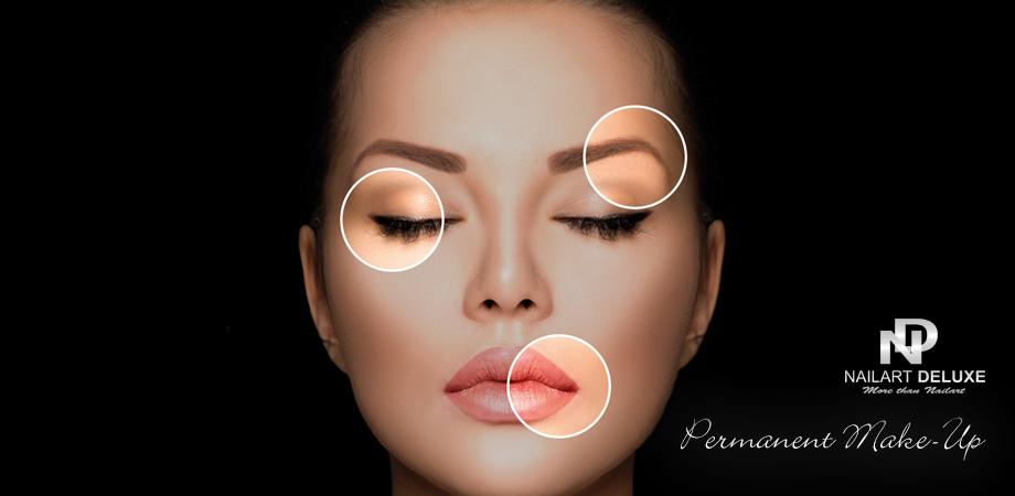 Nailart Deluxe Permanent Make-Up